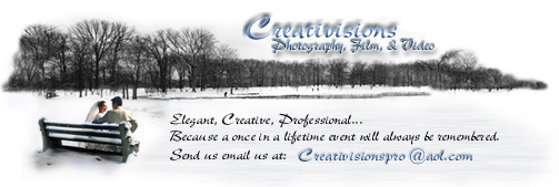 Welcome to Creativisions