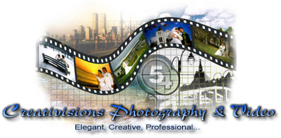 Creativisions Photography & Video
